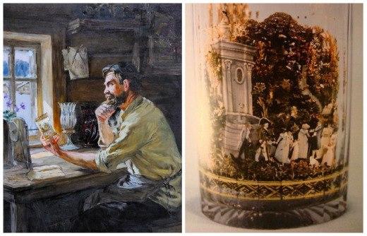 Александр Петрович ВЕРШИНИН, мастер стекольного дела, крепостной. Крепостная семья Вершининых ... - 5