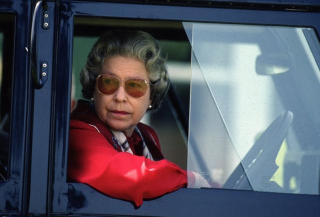 Во время королевских скачек в мае 1992 г.