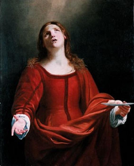(1635-1640гг.). Автор: Гвидо Каньяччи.