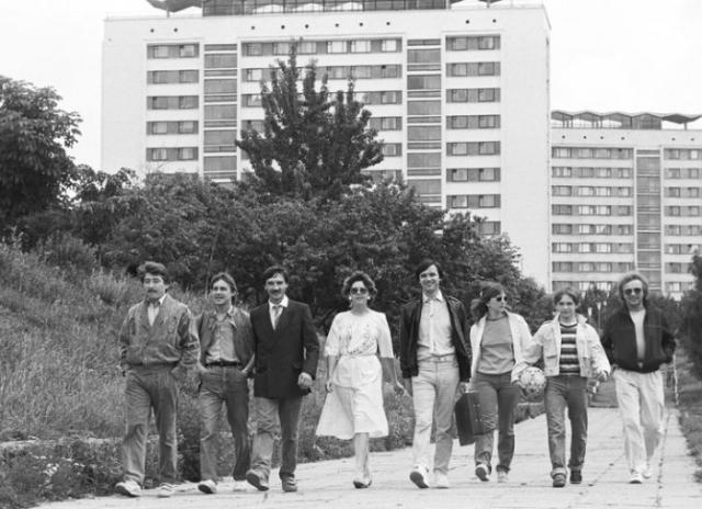 """Ансамбль """"Верасы"""", 1984 год. / Фото: ИТАР-ТАСС"""