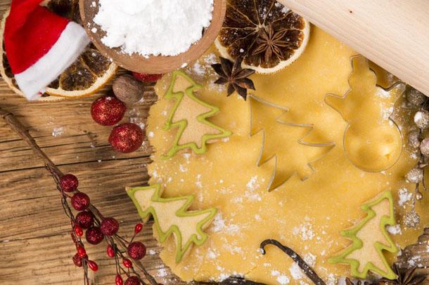 """Новогодняя картинка """"Новогоднее печенье"""""""