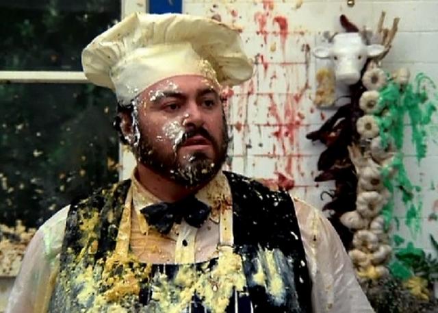 Лучано Паваротти дебютировал в качестве актера в 1982 году./ Фото: cn.ru
