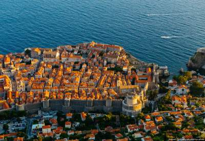 Дубровник: туристическая жемчужина Хорватии. Фото