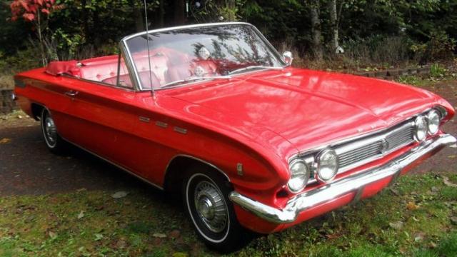 Buick 1962 года.