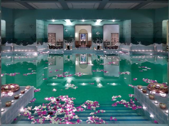Лучшие отели мира по версии журнала для путешественников «Condé Nast Traveler»