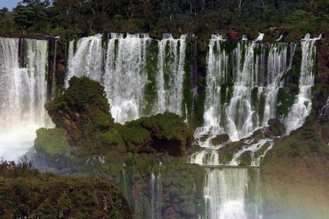Фото: Самые красивые места нашей планеты: новые чудеса природы (Фото)