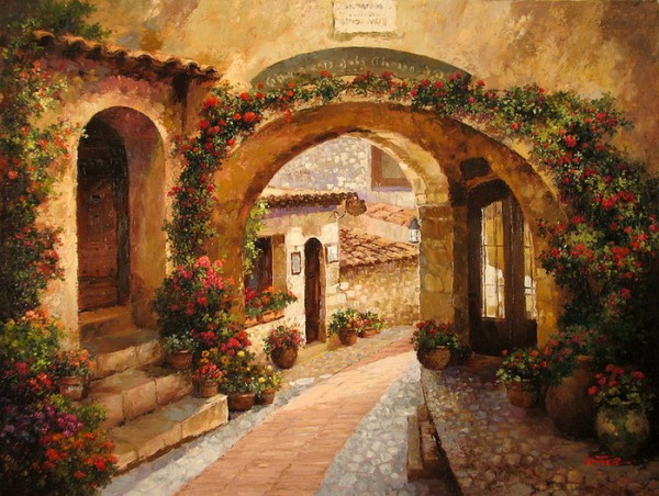 художник Paul Guy Gantner -11