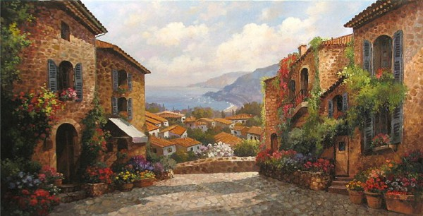 художник Paul Guy Gantner -04