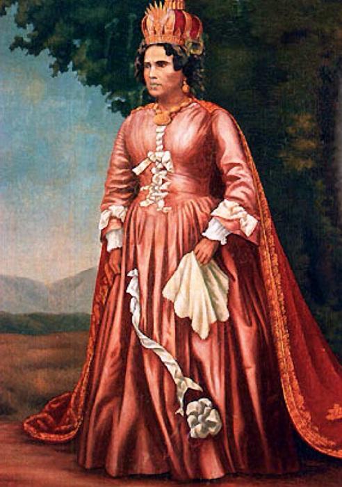 Ранавалуна I - кровожадная правительница Мадагаскара. | Фото: kulturologia.ru.