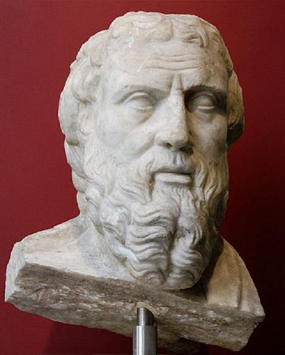 Геродот Галикарнасский -  «отец истории» .(484-425 г.г. до нашей эры)