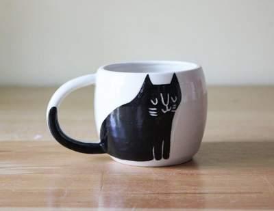 Десять оригинальных чашек с удивительным дизайном. Фото