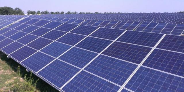 Французы могут построить в Чернобыле огромную солнечную электростанцию