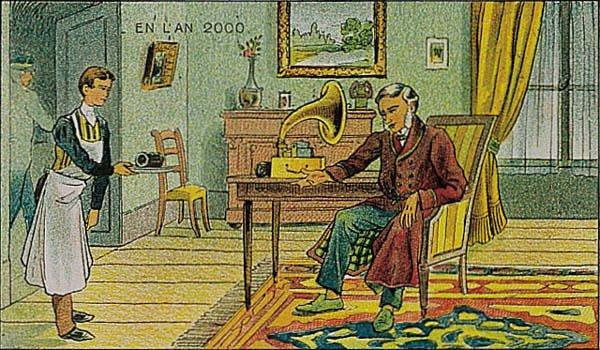Недоверие и пессимизм прошлого к изобретениям