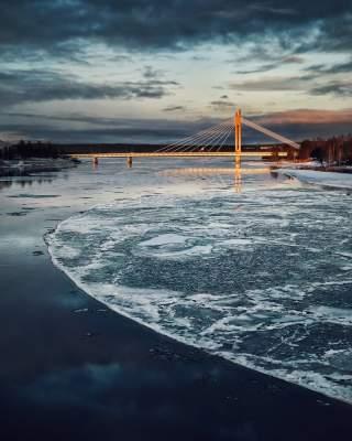 Фотограф показал, чем богата Финляндия. Фото