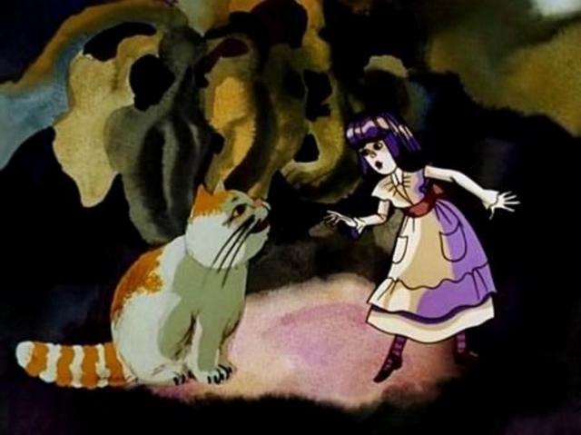 Мультфильм «Алиса в Стране Чудес», 1981 год. | Фото: diddlybop.ru.