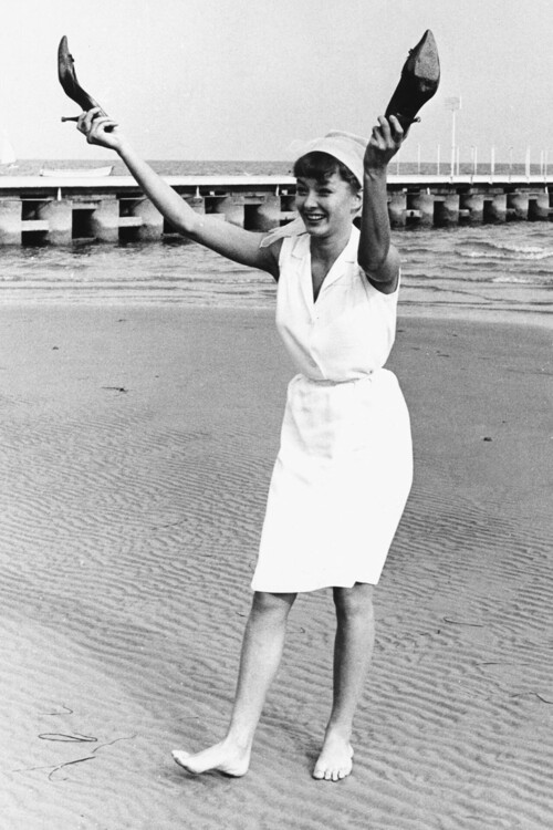 Анастасия Вертинская, 1964