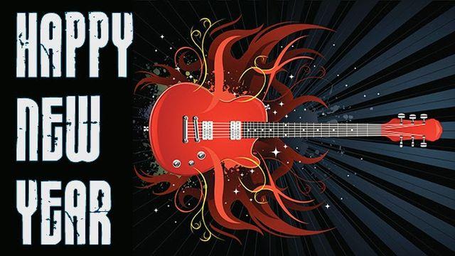 С Новый Годом, ценители музыки!