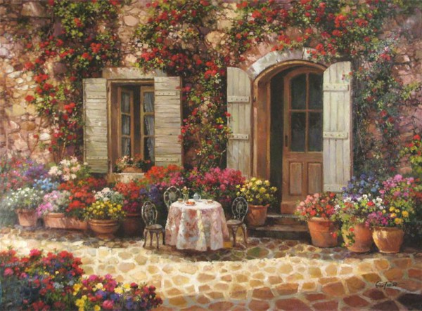 художник Paul Guy Gantner -09