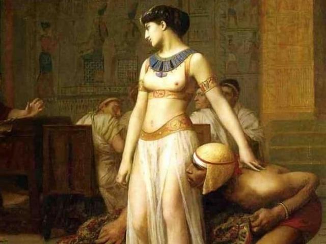Царица Клеопатра.