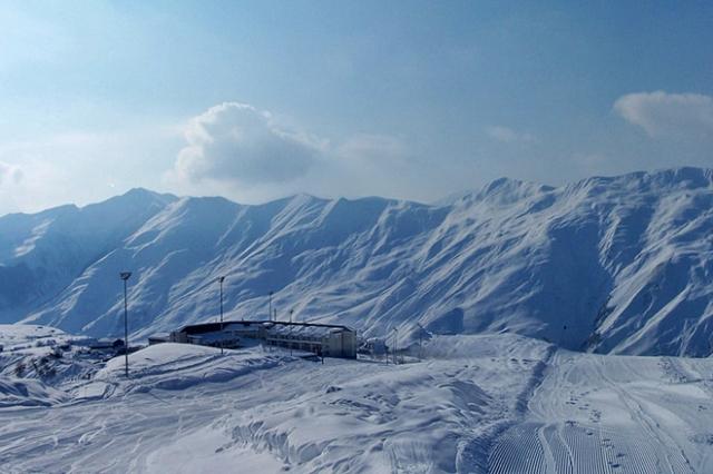 Курорты Грузии: лучший зимний отдых в гостеприимной стране