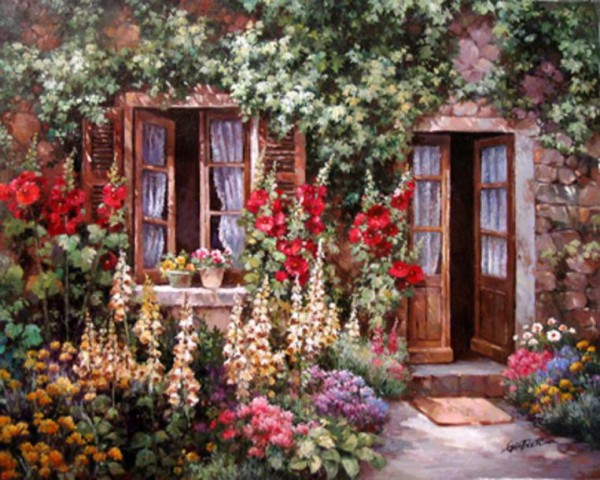 художник Paul Guy Gantner -06