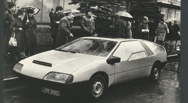 Фото 5 - 5 самых интересных самодельных автомобилей СССР