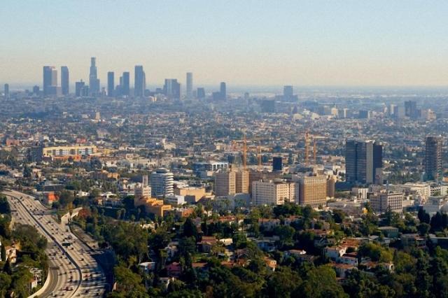 Столица американской киноиндустрии занимает 14-е место по численности населения – в городе проживает 17 миллионов человек.