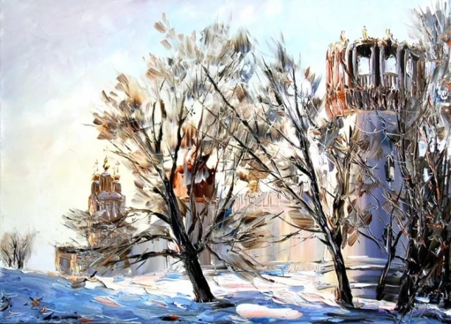 художник Владислав Кравчук картины - 29